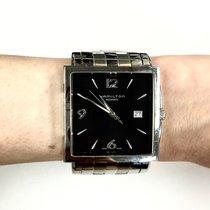 Hamilton Ss Automatic Men's Watch W/ Skeleton Back Case 25...