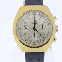 Breitling Vintage Chronograph Venus 178 NEW OLD STOCK