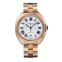 Cartier Cle De Cartier Automatic 40mm 18kt Rose Gold WGCL0002