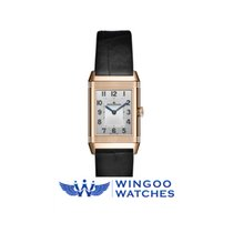Jaeger-LeCoultre - Reverso Classic Small Duetto Pink Gold Ref....
