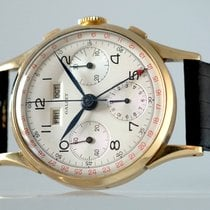 Gallet Triple-Date Chronograph