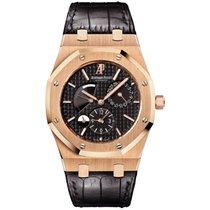Audemars Piguet Royal Oak 39 Dual Time Rose Gold Legacy