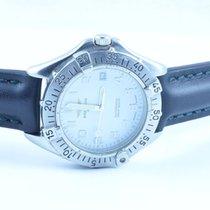 Breitling Colt Automatik Herren Uhr Stahl/stahl 37mm Weiss...