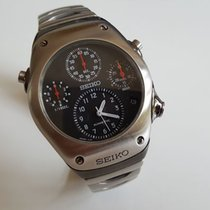 Seiko sportura kinetic chronograph - ref. 9T82-OA20 - model...