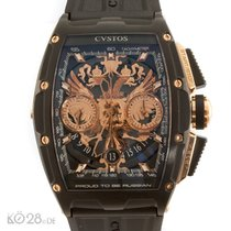 Cvstos Challenge II Chrono Eagle of Russia Proud to be Russian