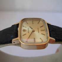 Rolex Precision Lady 18 Kt Solid Gold Year 1976