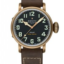 Zenith Pilot Type 20 Extra Special Bronze Men's Watch