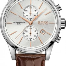 Hugo Boss Gents Chrono 1513280 Herrenchronograph Zeitloses Design