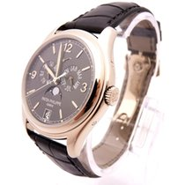 Patek Philippe 5146G-010 Annual Calendar Day-Date Moonphase...