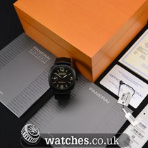 Panerai Radiomir Black Seal Ceramic