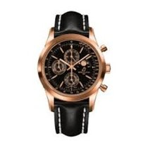 Breitling Transocean Chronograph 1461 18K Rose Gold Men's...