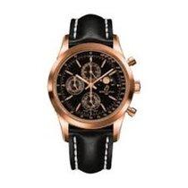Breitling Transocean Chronograph 1461 18K Rose Gold Men's...