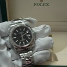 勞力士 (Rolex) RX 116334 72210 Black Index  Date Just II 41mm