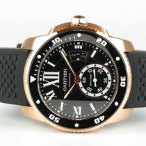Cartier Calibre Diver 18 k