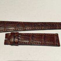 Patek Philippe Strap Cinturino Crocodile 19x15mm.