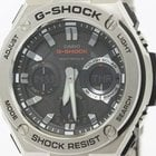 Casio G-shock G-steel Radio Controlled Watch Gst-w110d (bf094123)