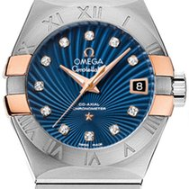 Omega Constellation Co-Axial Automatic 27mm 123.20.27.20.53.002