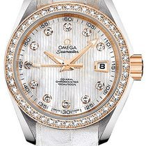Omega Aqua Terra Ladies Automatic 30mm 231.28.30.20.55.001