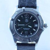 TAG Heuer Aquaracer Herren Uhr Quartz Stahl/stahl 39mm Wn1110
