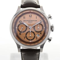 Baume & Mercier Capeland 42 Copper Dial Chronograph