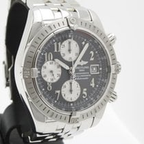 Breitling Chronomat Evolution Grey Dial Like New A1335611