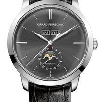 Girard Perregaux 1966 Full Calendar 40mm Mens Watch