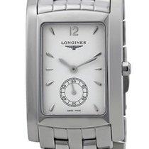 Longines Dolce Vita Stainless Steel Mens Swiss Quartz Watch...