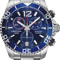Certina DS Action C013.417.11.047.00 Herrenchronograph Sehr...