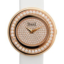 Piaget Possession 18 K Rose Gold With Diamonds Quartz G0A37189