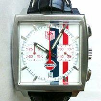TAG Heuer Monaco Vintage Limited Edition Gulf White