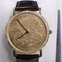 Corum Watch $20 Dollar Gold Coin Collectible 1878