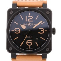 Bell & Ross Aviation 42 Automatic Leather