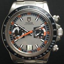 Tudor Montecarlo 7149 Grey Dial