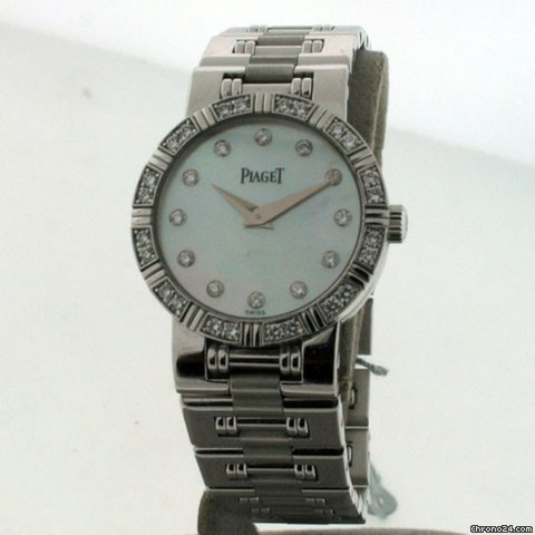 Piaget Dancer Diamond Watch Pre-owned