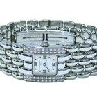 Chaumet Khesis Four Rows Diamonds Ladies Watch Swiss