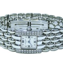 Chaumet Khesis Four Rows Diamonds Ladies Watch Swiss