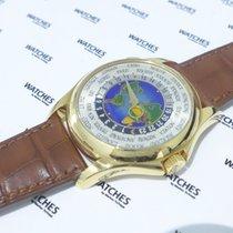 Patek Philippe World Time Enamel Dial Yellow Gold 5131J-014