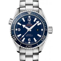 Omega 232.90.38.20.03.001 Planet Ocean 600M Co-Axial 37.5mm...