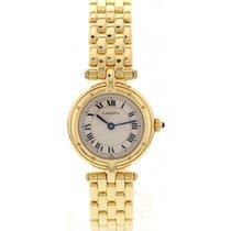 Cartier Ladies Cartier Cougar 18K Yellow Gold Watch