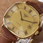 浪琴 (Longines) Automatic Beautiful Mens Gold Plated Swiss Made...