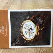 Patek Philippe Manual anleitung ( Manual ) ref 3970 in German