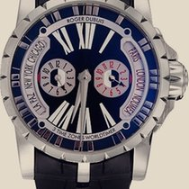 Roger Dubuis Excalibur  Three Time Zone