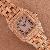 Cartier Panthere PM diamonds