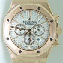 Audemars Piguet Royal Oak rose gold 41mm,white gold,chronograp...