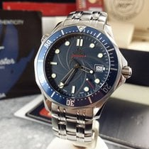 Omega Seamaster Co-Axial / James Bond 007 / 2006 / Box &...