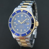 Rolex Oyster Perpetual Date Submariner Gold/Steel