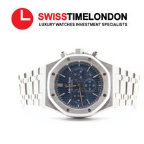 Audemars Piguet Royal Oak Chronograph Blue Dial 39MM