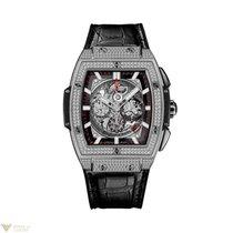 Hublot Chronograph Spirit of Bing Bang Titanium Men`s Watch