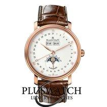 Blancpain Villeret Quantieme Complet Men' s Watch T