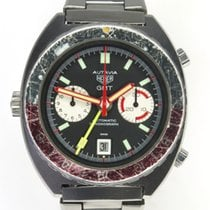 Heuer Autavia GMT 11630 with papers